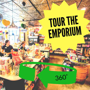 Tour the Emporium