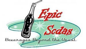 Epic Glass Bottled Sodas